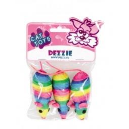 Купить Набор игрушек для кошек DEZZIE «Краски»