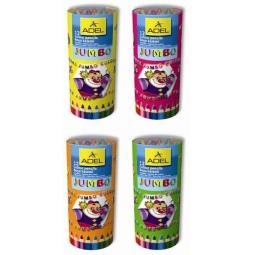 Купить Набор карандашей цветных ADEL Jumbo Неха 211-9520-000