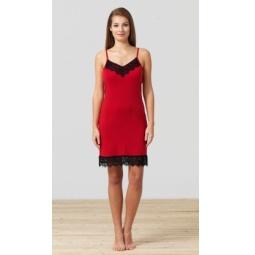фото Сорочка ночная BlackSpade 5730. Цвет: красный. Размер одежды: M
