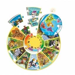 Купить Пазл 24 элемента Trefl «Планета»