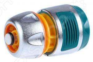 Соединитель шланг-насадка с усиленным пластиком и автостопом Raco Profi-Plus соединитель шланг насадка с автостопом raco original 4250 55206c