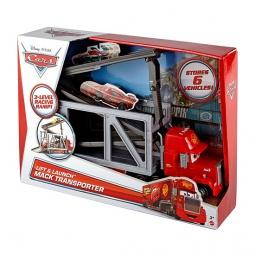 фото Машинка игрушечная Mattel Трейлер Мас