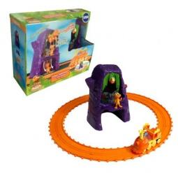 Купить Поезд игрушечный Поезд Динозавров «Т-Рекс»