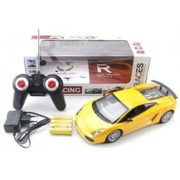 фото Машина на радиоуправлении Shantou Gepai 618. Цвет: желтый