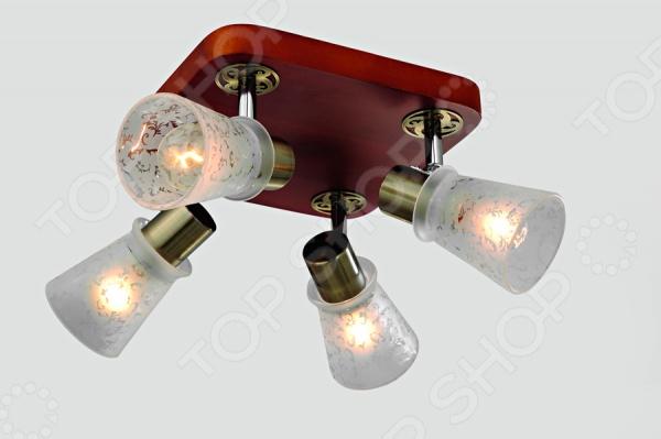 Светильник потолочный Rivoli Satiro-C 4xE14-40W