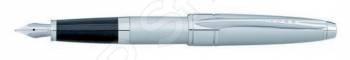 Ручка перьевая Cross Apogee Brushed Chrome
