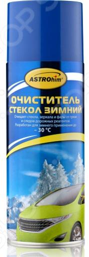 Очиститель стекол зимний Астрохим ACT-1395 очиститель деталей тормозов и сцепления астрохим act 4306 антискрип
