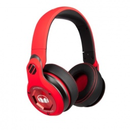 фото Гарнитура MONSTER Octagon Over-Ear. Цвет: красный