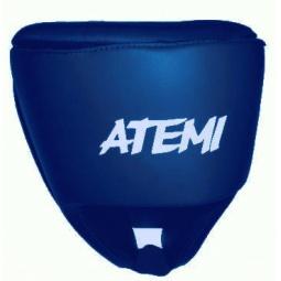 фото Шлем боксерский ATEMI PH-401 синий. Размер: L