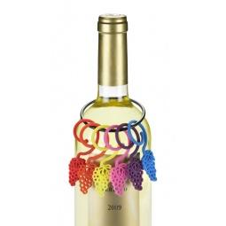 фото Маркеры для стаканов Lurch «Виноградная гроздь»