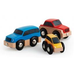 фото Набор машинок игрушечных Brio 33759