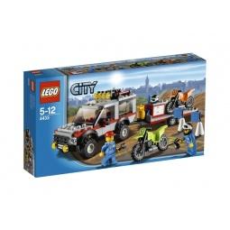 фото Конструктор LEGO Транспортер мотоциклов