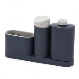 Органайзер для раковины с дозатором и бутылочкой Joseph Joseph SinkBase Plus