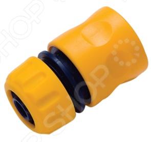 Коннектор стандартный Brigadier 84917 коннектор гибкий для шланга green apple gwfc120 024