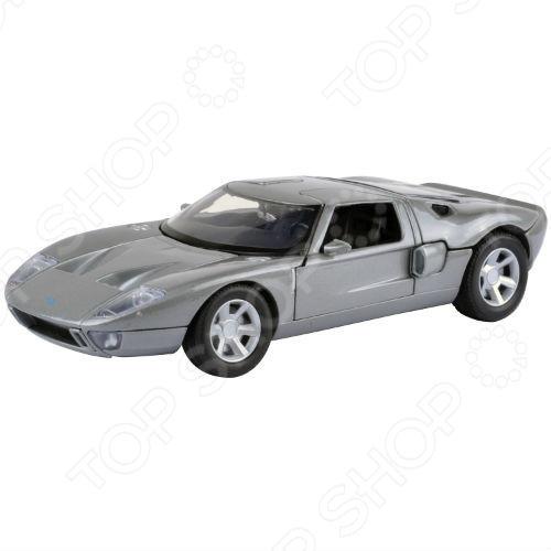 Модель автомобиля 1:24 Motormax Ford GT Concept модель автомобиля 1 18 motormax fiat nuova 500 cabrio