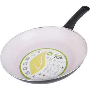 Купить Сковорода GreenTop Ceramic. Цвет: черный