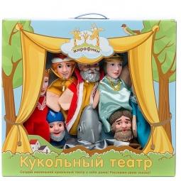 фото Набор для кукольного театра Жирафики «По щучьему велению»