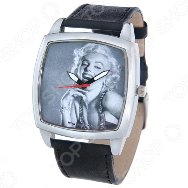 Часы наручные Mitya Veselkov «Монро в кадре» mitya veselkov будка в лондоне