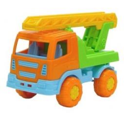 фото Машинка игрушечная Полесье «Пожарная спецмашина»