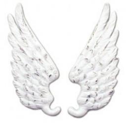 фото Набор фигурок для декорирования Melissa Frances Крылья ангела