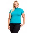 Фото Водолазка Mondigo XL 216. Цвет: изумрудный. Размер одежды: 52