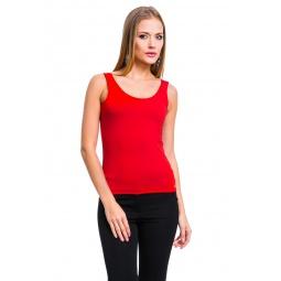 фото Майка Mondigo 335. Цвет: красный. Размер одежды: 42