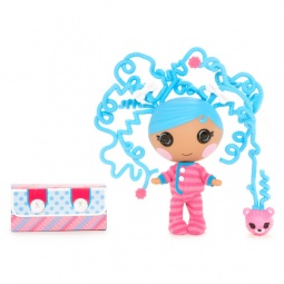 фото Кукла Lalaloopsy Littles Забавные прически, Снежинка