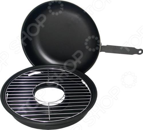 Сковорода-гриль D508