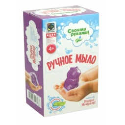 фото Набор для изготовления мыла Фантазер «Мишутка» 981305