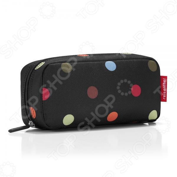 Косметичка на молнии Reisenthel WJ7009 Multicase Dots reisenthel косметичка travelcosmetic xs dots