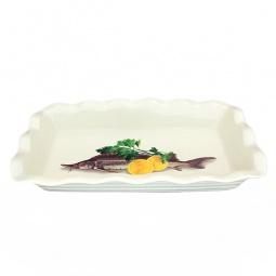 Купить Блюдо для заливного Elan Gallery «Осетр»