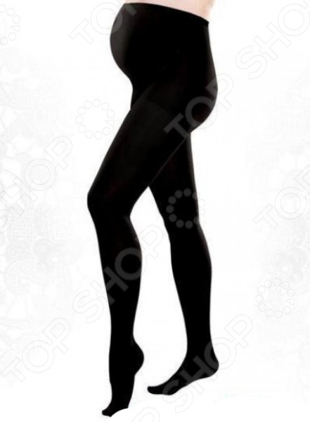 Колготки для беременных Nuova Vita 309ХЛ. Цвет: черный кардиган для беременных nuova vita 2205 01 цвет зеленый