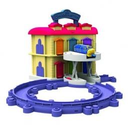 Купить Набор игровой Чаггингтон «Двухэтажное депо»