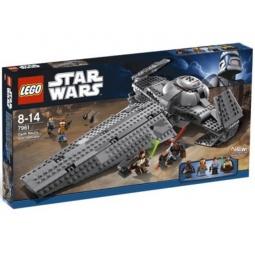 фото Конструктор LEGO Ситхский корабль-разведчик Дарта Мола