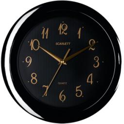 фото Часы настенные Scarlett SC-44 R