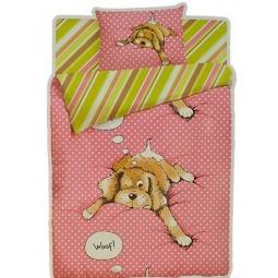 Купить Детский комплект постельного белья Мармелад «Щенок»