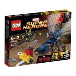 фото Конструктор игровой LEGO «Решающая битва Человека-муравья»