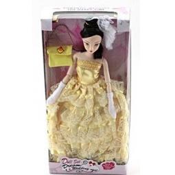 фото Кукла с аксессуарами Shantou Gepai шарнирная Jenny 627847. В ассортименте