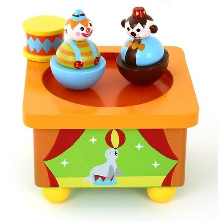 Купить Игрушка музыкальная Mapacha «Клоуны» 76536