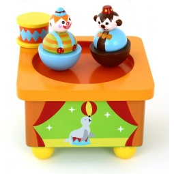фото Игрушка музыкальная Mapacha «Клоуны» 76536