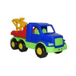 фото Машинка игрушечная Полесье «Максик эвакуатор»