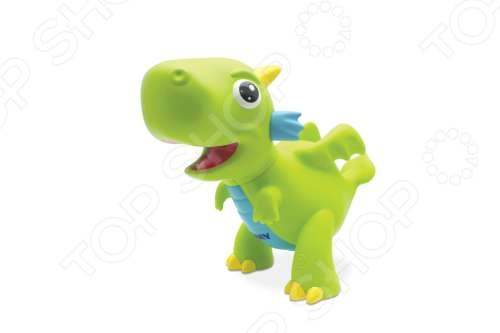 Игрушка для ванны со световыми эффектами Tomy «Водный Дракон» tomy прицеп для перевозки лошадей с лошадью и жеребенком с 3 лет