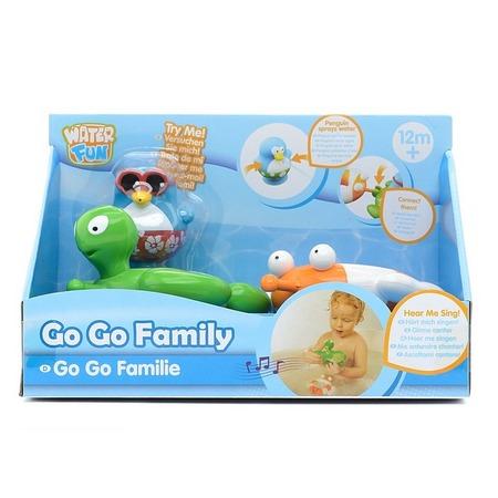 Купить Набор для ванны Toy Target «Веселые друзья: черепаха и рыба»