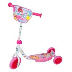 Купить Самокат трехколесный 1 Toy Т56810 «Winx»