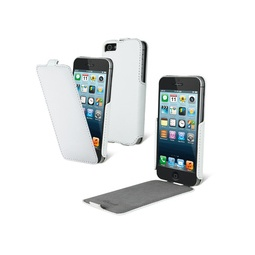фото Чехол и пленка на экран Muvit Folio Slim Case для iPhone 5