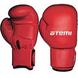 фото Перчатки боксерские ATEMI PBG-433. Размер: 10 OZ. Цвет: черный