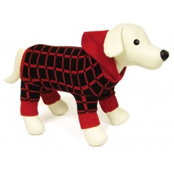 Купить Свитер для собак DEZZIE «Квадрат»