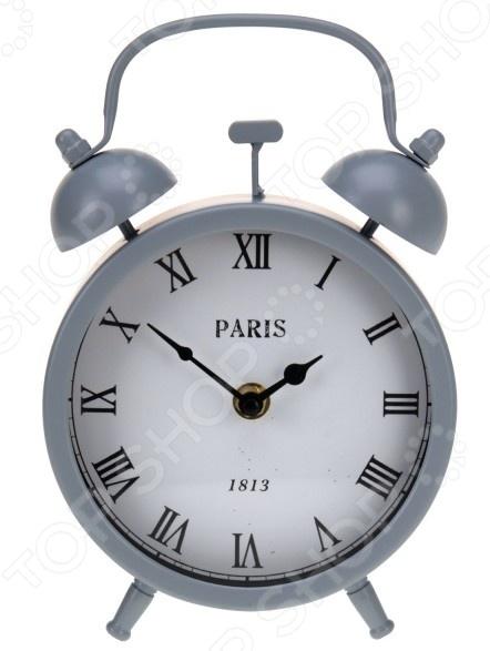 Часы настенные Mitya Veselkov «Будильник»Часы настенные<br>Часы настенные Mitya Veselkov Будильник это не просто милая деталь интерьера, но и самая необходимая вещь для планирования дня! Представить свою жизнь без часов - невозможно, особенно в современном мире, где на счету каждая минута, поэтому настенные часы станут не только красивым но и полезным украшением. Настенные часы помогут подчеркнуть индивидуальность вашего интерьера, вы можете подобрать подходящую модель для каждой комнаты. Кварцевый механизм очень надёжен, а сами материалы из которых изготовлены часы отличаются повышенной износостойкостью.<br>