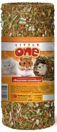 Лакомство для грызунов Little One «Вкусная лазейка» лакомство для грызунов little one ягодное ассорти