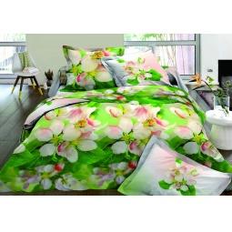 Купить Комплект постельного белья Jardin Apple. Евро